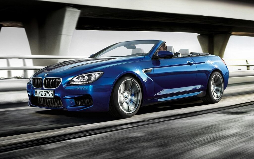 New Bmw M6 Convertible And Bmw X1 Sport Activity Vehicle