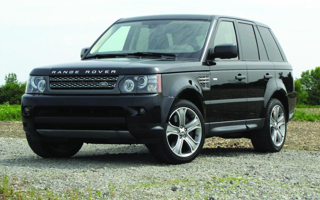 land rover range rover sport 2012 g n rateur de standing guide auto. Black Bedroom Furniture Sets. Home Design Ideas