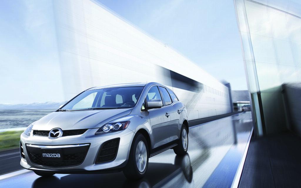 Mazda cx 7 2012 des choix difficiles guide auto for Auto choix
