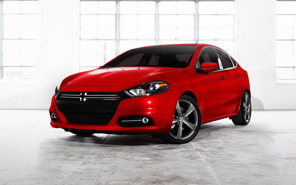 dodge dart 2013 les prix sont annonc s guide auto. Black Bedroom Furniture Sets. Home Design Ideas