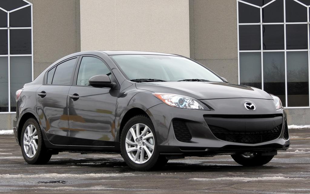 Mazda 3 2012 skyactive