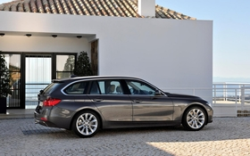 bmw s rie 3 touring de la berline la familiale guide auto. Black Bedroom Furniture Sets. Home Design Ideas