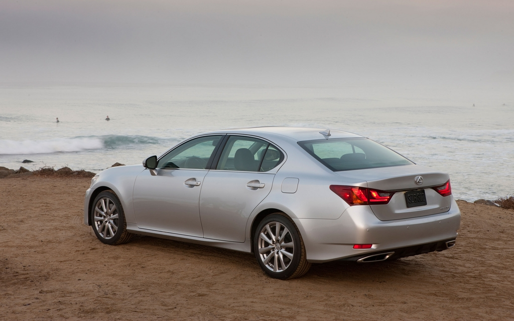 2012 Lexus GS350 F Sport: Nearly There