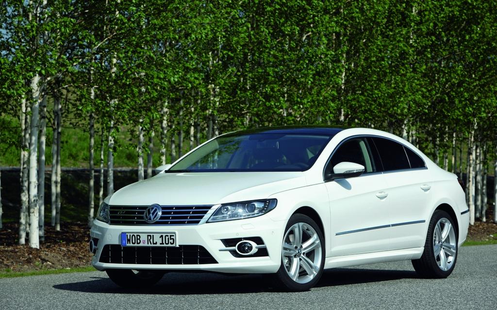Volkswagen CC R-LINE® 2013