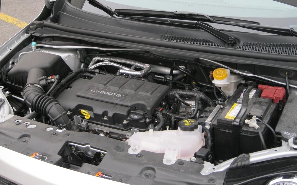 Mazda2 Vs Chevrolet Sonic Two Subcompacts Go Head To