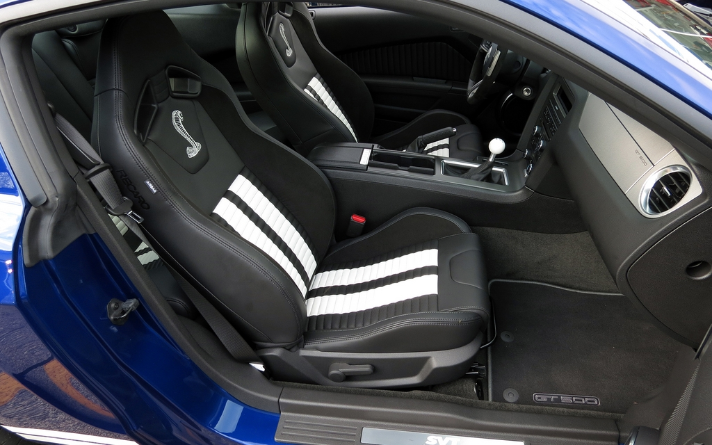 2013 Ford Shelby Gt500 Exclusive Circuit Highway And