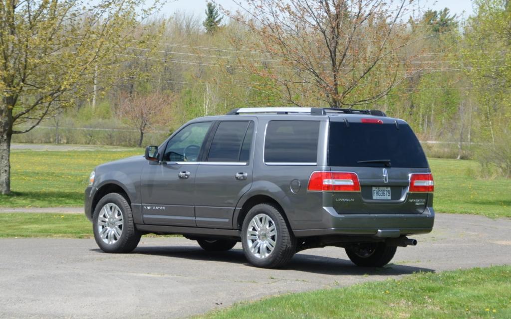 Lincoln Navigator 2012