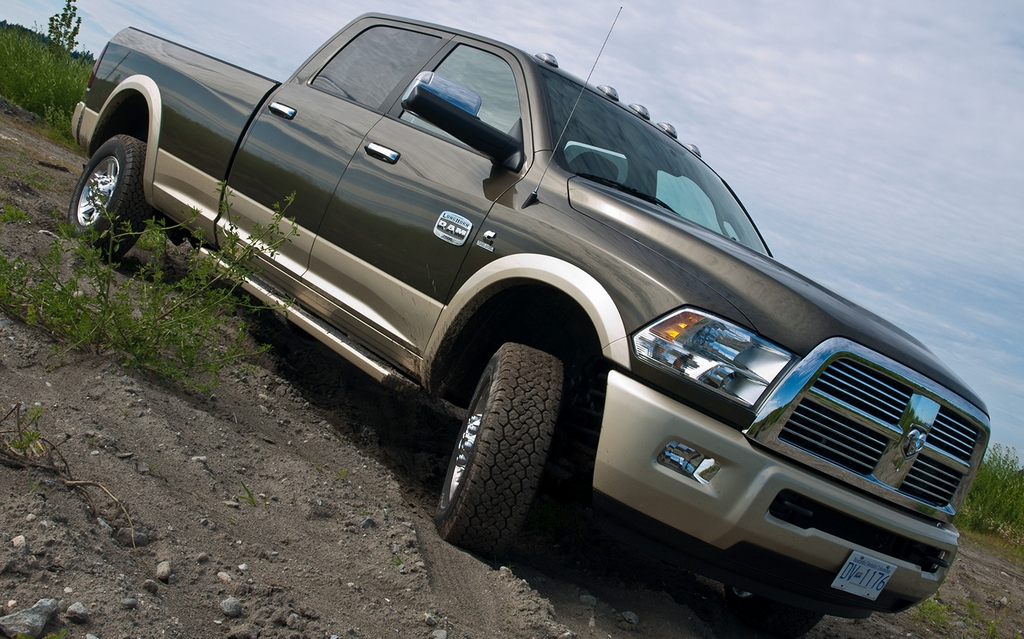 2012 Ram 2500 Laramie Longhorn Alberta Your Truck Has Arrived The Car Guide