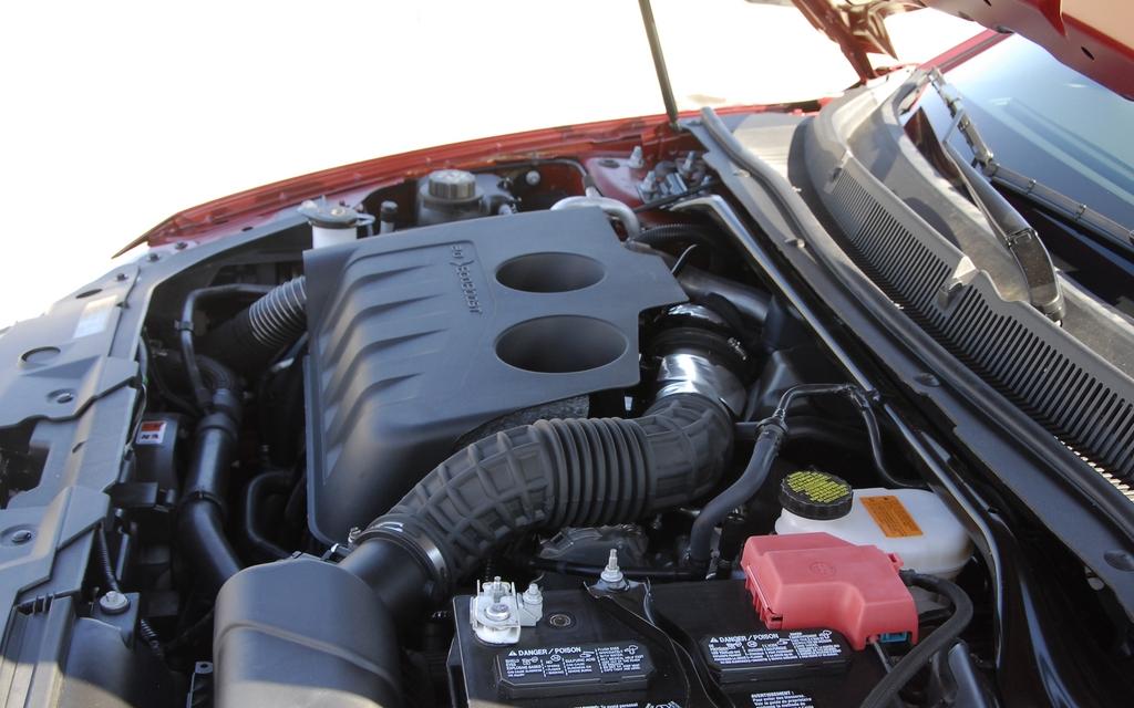 Ce moteur EcoBoost pourrait créer une sensation.
