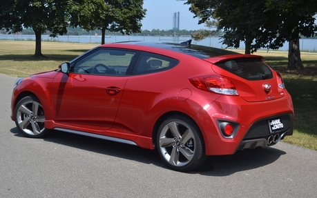 2013 Hyundai Veloster Turbo The Engine It Deserves The Car Guide