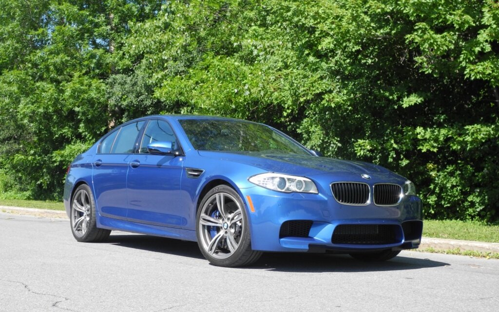 Used Bmw 5 Series >> 2012 BMW M5: A monster with a taste for luxury - 9/14