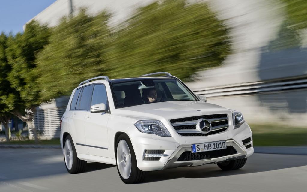 2013 Mercedes-Benz GLK 250 BlueTec: Diesel, at last! - The Car Guide