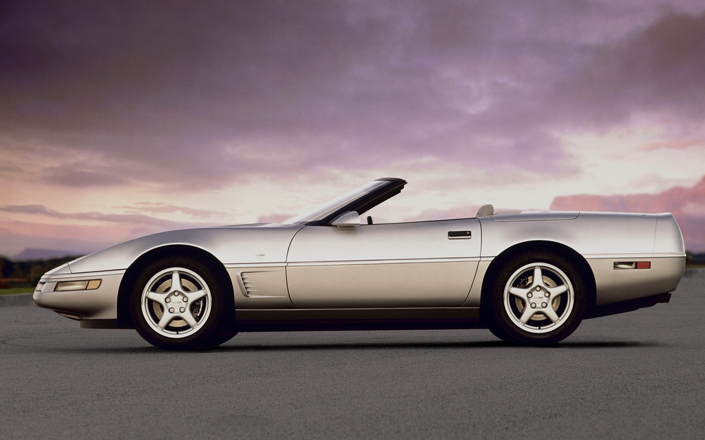 Chevrolet Corvette Collector's edition 1996