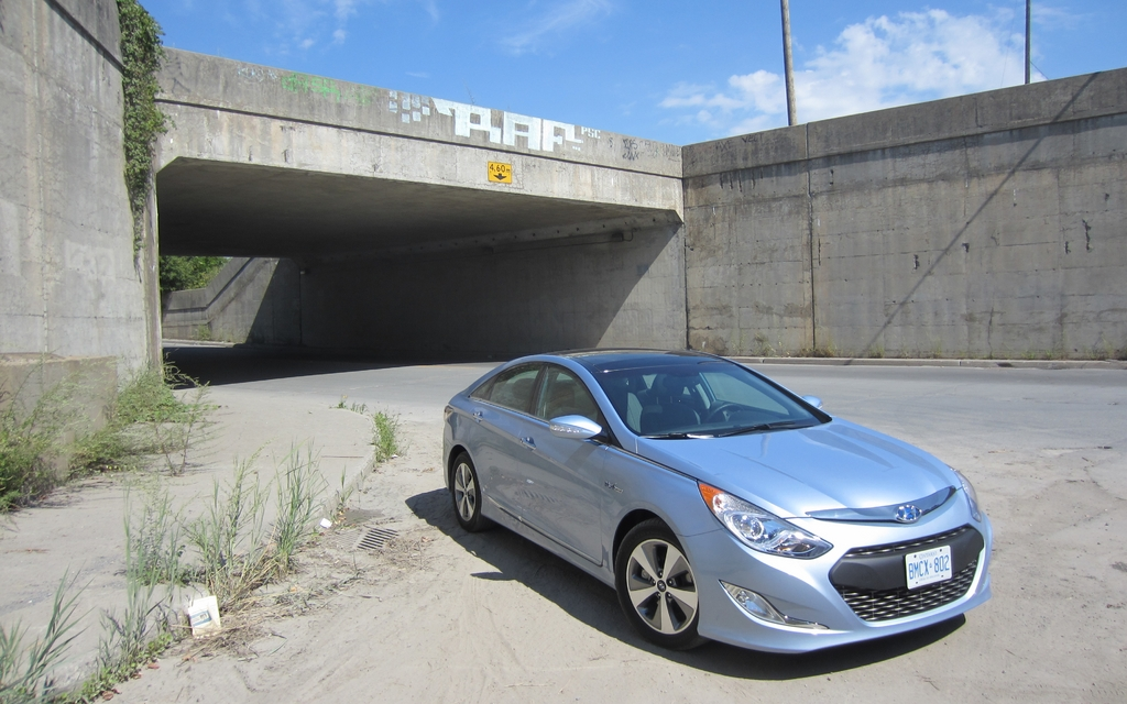 2012 Hyundai Sonata Hybrid Almost But Not Quite The