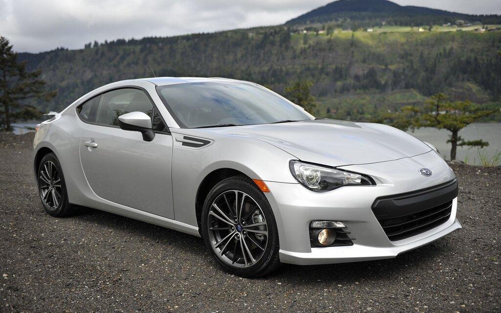 Subaru brz 2013 prim e comme meilleur choix par l 39 iihs for Auto choix