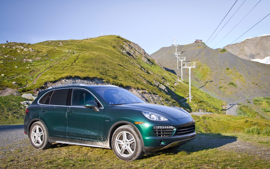 2013 Porsche Cayenne Diesel Make Way For The Diesel The