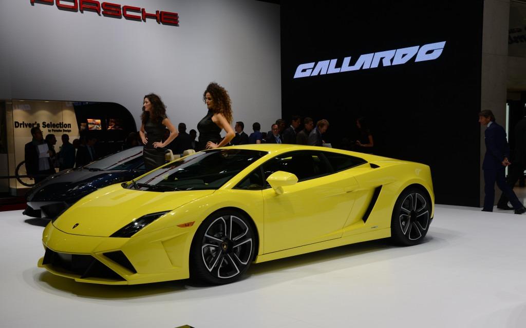 La Gallardo est le modèle le plus vendu dans l'histoire de la marque