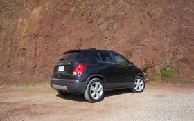 Chevrolet Trax 2013: Petit VUS pour petit budget! - Guide Auto