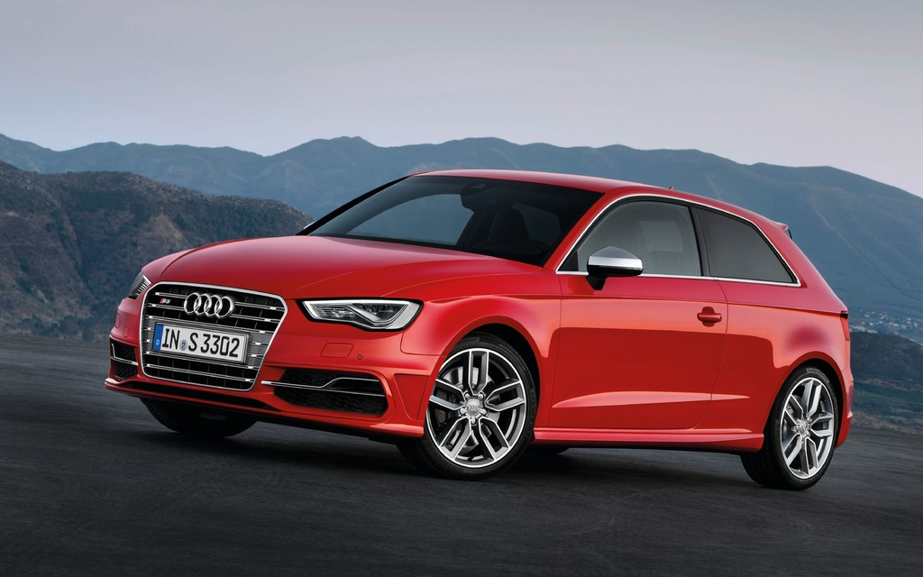 Audi S Makes Appearance In Paris But Not Canada The Car Guide - Audi canada