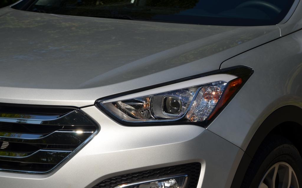 2013 Hyundai Santa Fe Sport Five Seats Or Seven 5 24