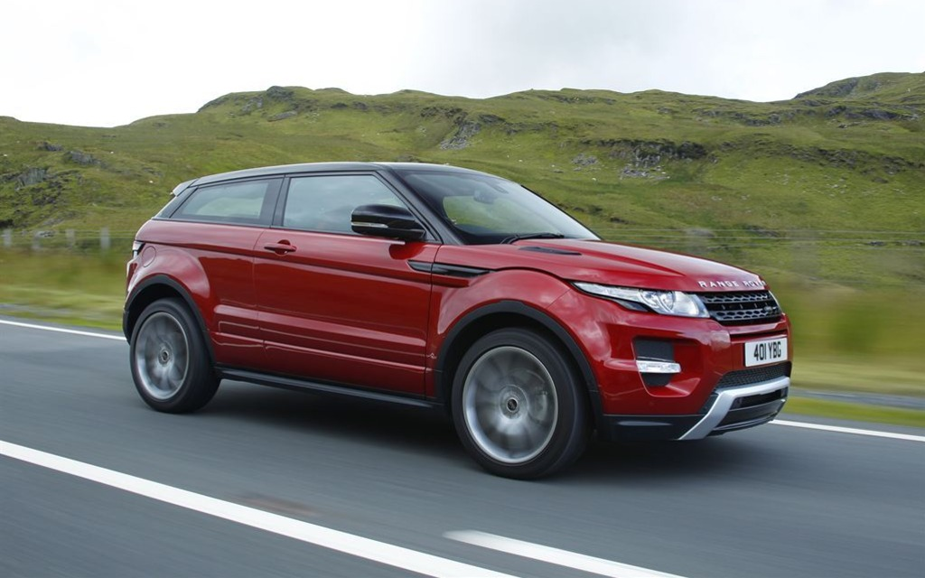 range rover evoque lu voiture f minine de l ann e 2012 guide auto. Black Bedroom Furniture Sets. Home Design Ideas