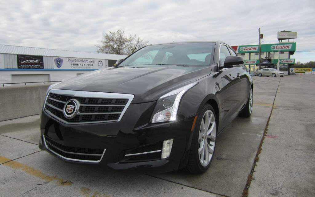 2013 Cadillac Ats Track Tested The Car Guide