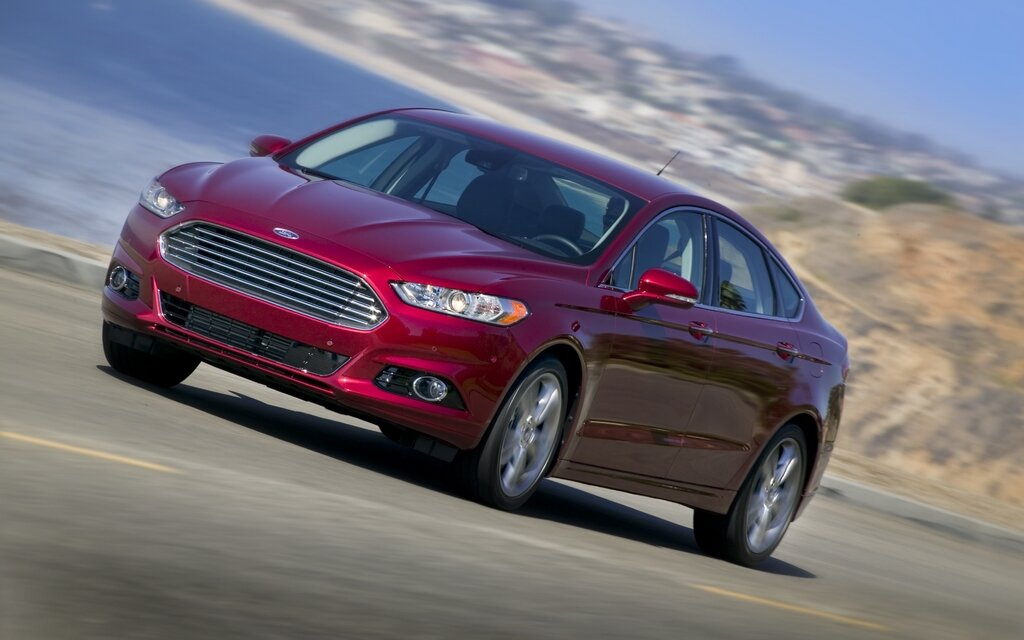 2013 ford fusion the car that has it all the car guide. Black Bedroom Furniture Sets. Home Design Ideas