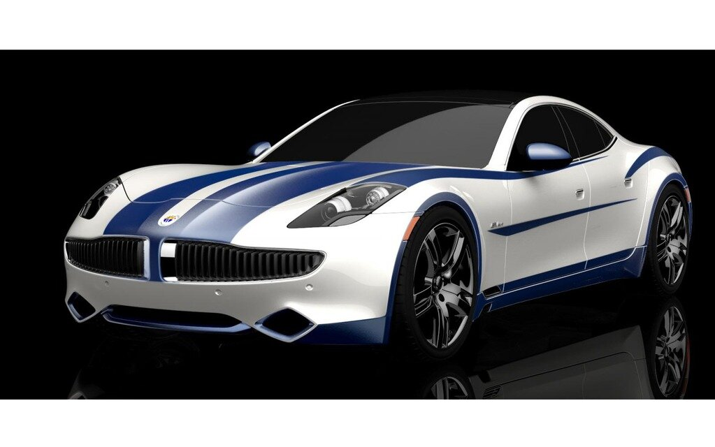 fisker va faire son entr e au sema show 2012 guide auto. Black Bedroom Furniture Sets. Home Design Ideas