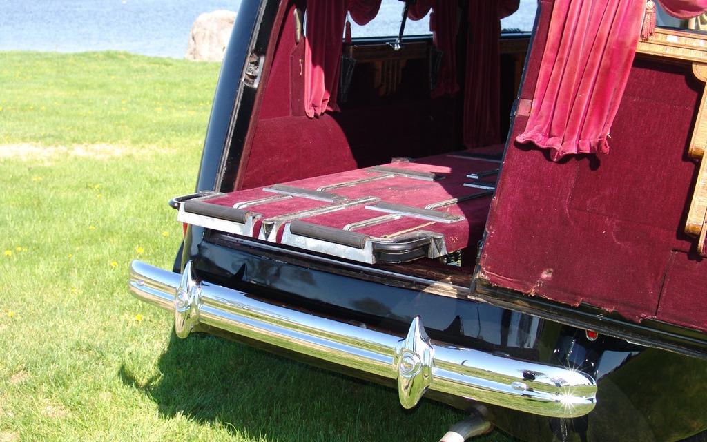 1939 Packard One Final Car Ride 16 20