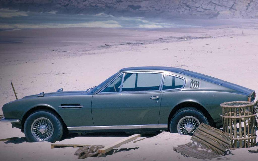 The Cars Driven By Secret Agent James Bond 5 17