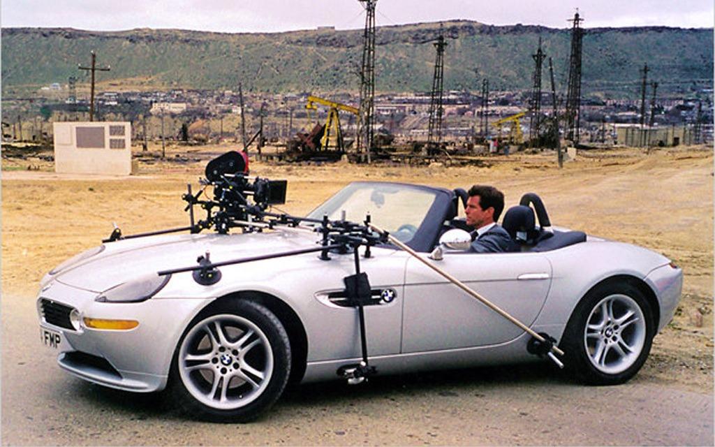 The Cars Driven By Secret Agent James Bond 14 17
