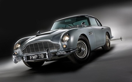 James Bond Aston Martin Db5 Sold For 4 6 Million The Car Guide