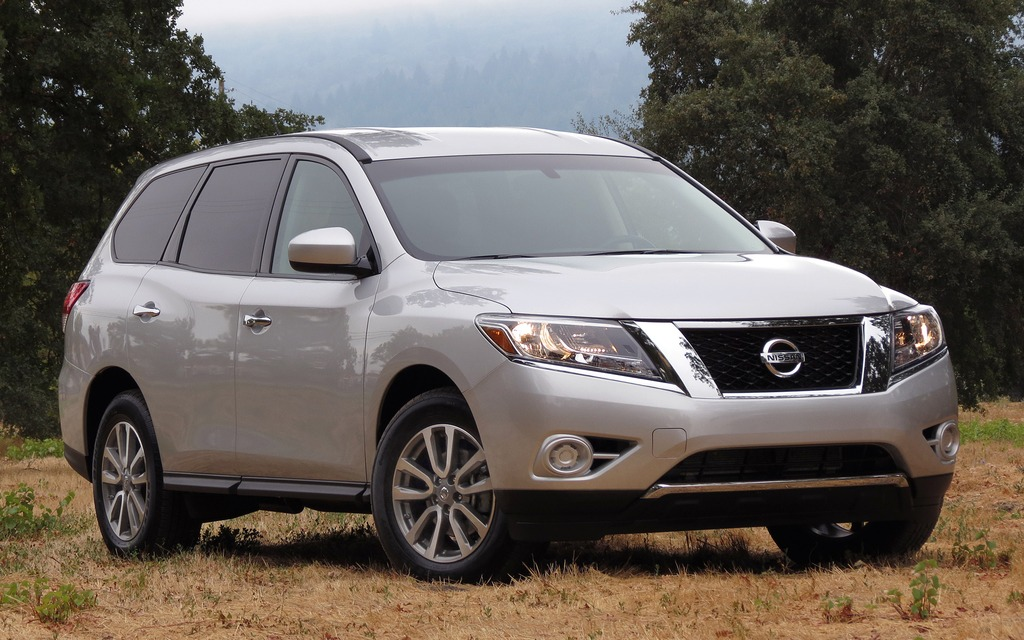 2013 Nissan Pathfinder New Star Of The Urban Jungle The Car Guide