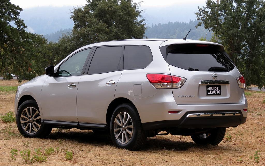 2012 Nissan Pathfinder Reviews >> 2013 Nissan Pathfinder: New star of the urban jungle - 2/24