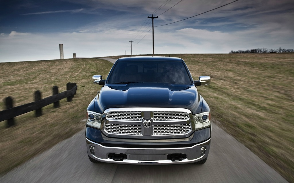 Chrysler is betting high on the success of the 2012 Dodge Ram.