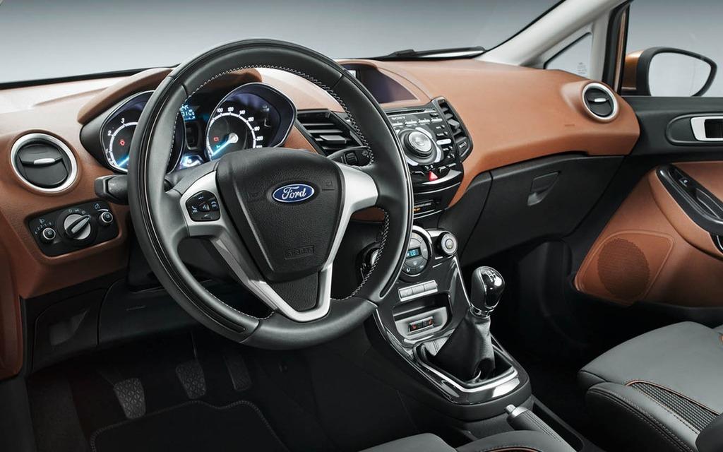 Ford Fiesta 2014 (version européenne)