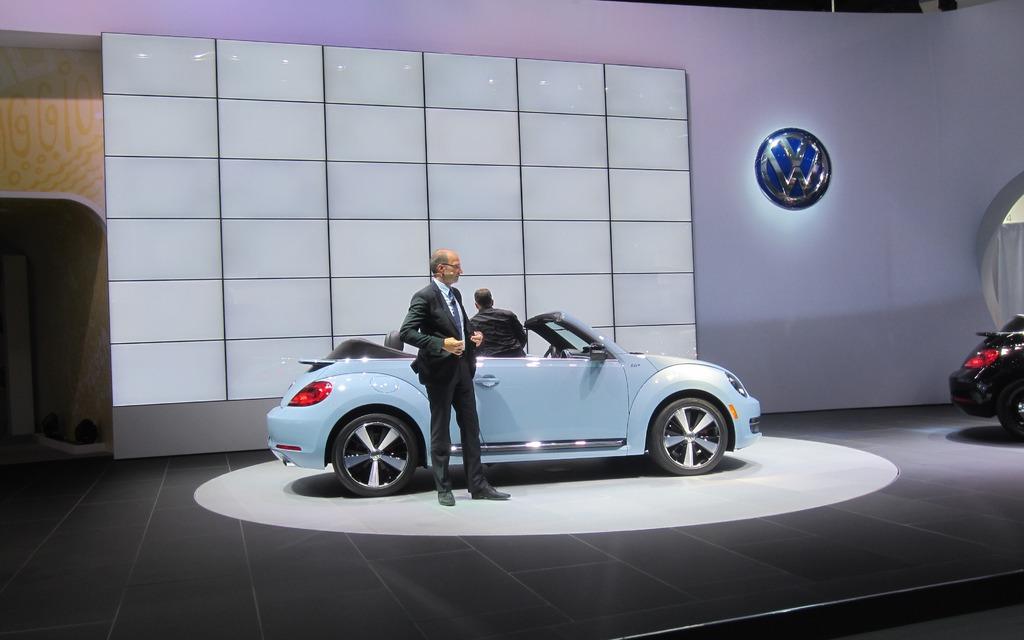 2013 Volkswagen Beetle Convertible.