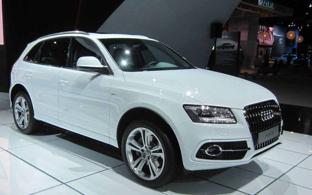Volkswagen And Audi Update 2012 L A Auto Show 5 7