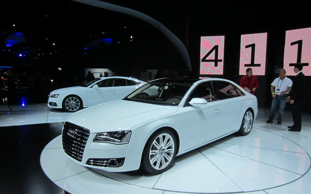 Volkswagen And Audi Update 2012 L A Auto Show 6 7