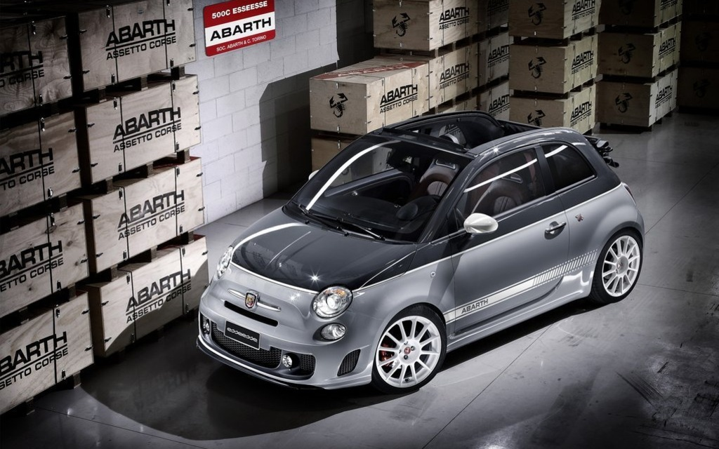 2013 Fiat 500 Abarth Coupe And Convertible Versions The Car Guide
