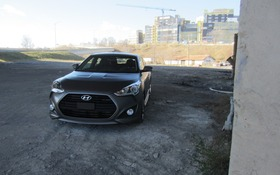 2013 Hyundai Veloster Turbo: An Incomplete Performance