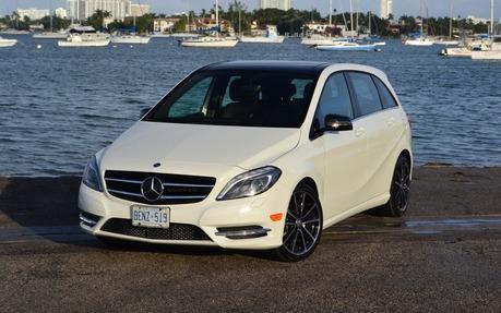 Mercedes Benz Classe B 2013 Luxe Et Puissance En Format Compact Guide Auto