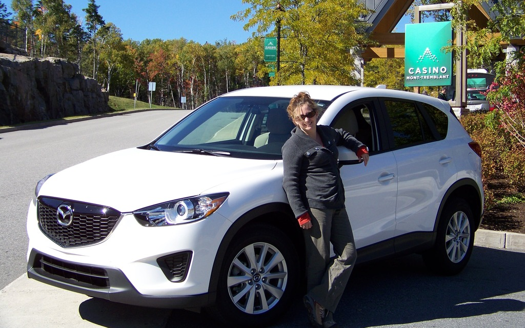 he said, she said: test driving the mazda cx-5 - the car guide
