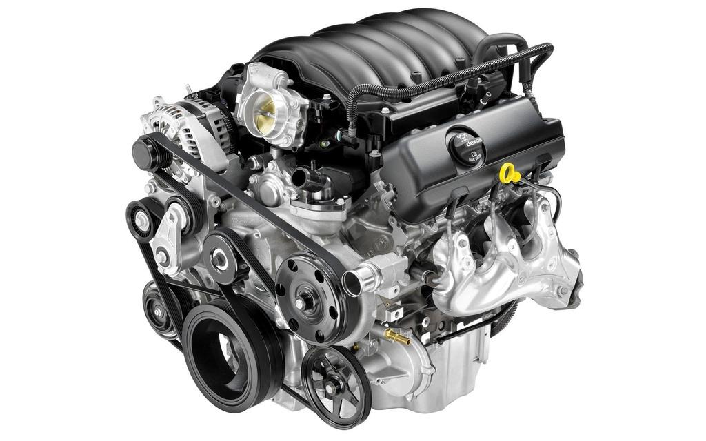 Moteur V6 Ecotec3 de 4,3 L
