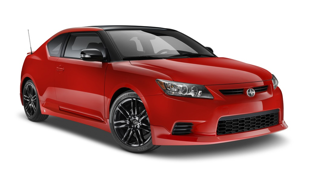 2013 scion tc release series 8 0 a tale of two coupes the car guide. Black Bedroom Furniture Sets. Home Design Ideas