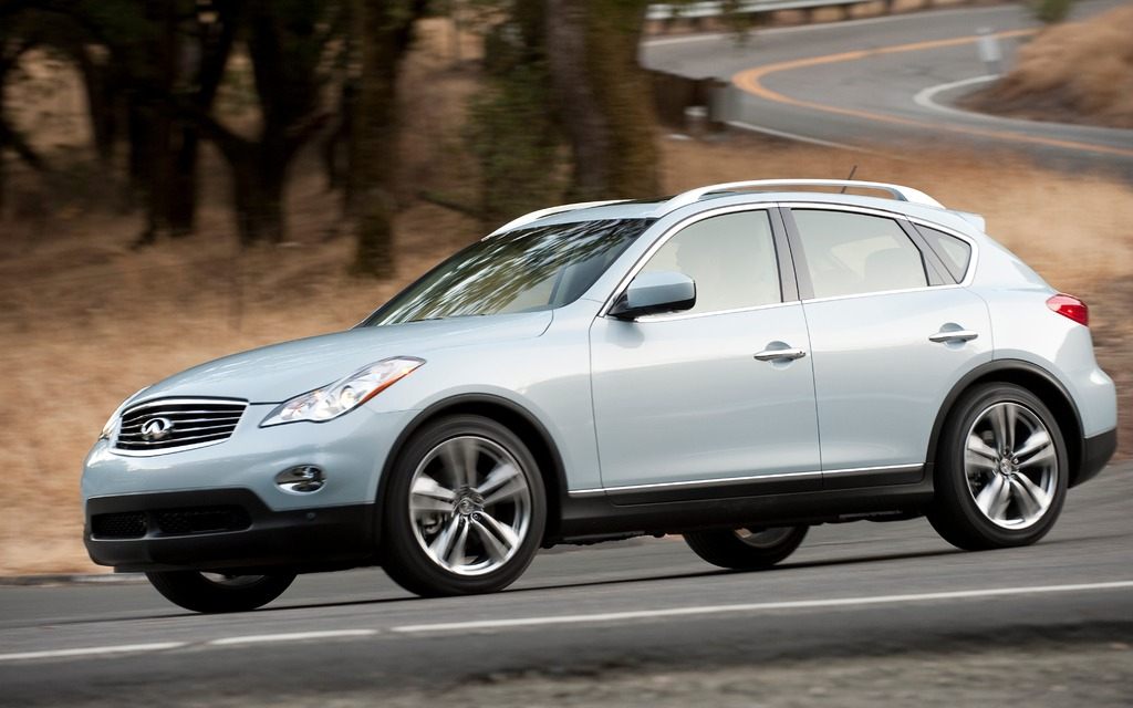 2013 Infiniti EX37: An Exceptionally Fun Luxury Crossover