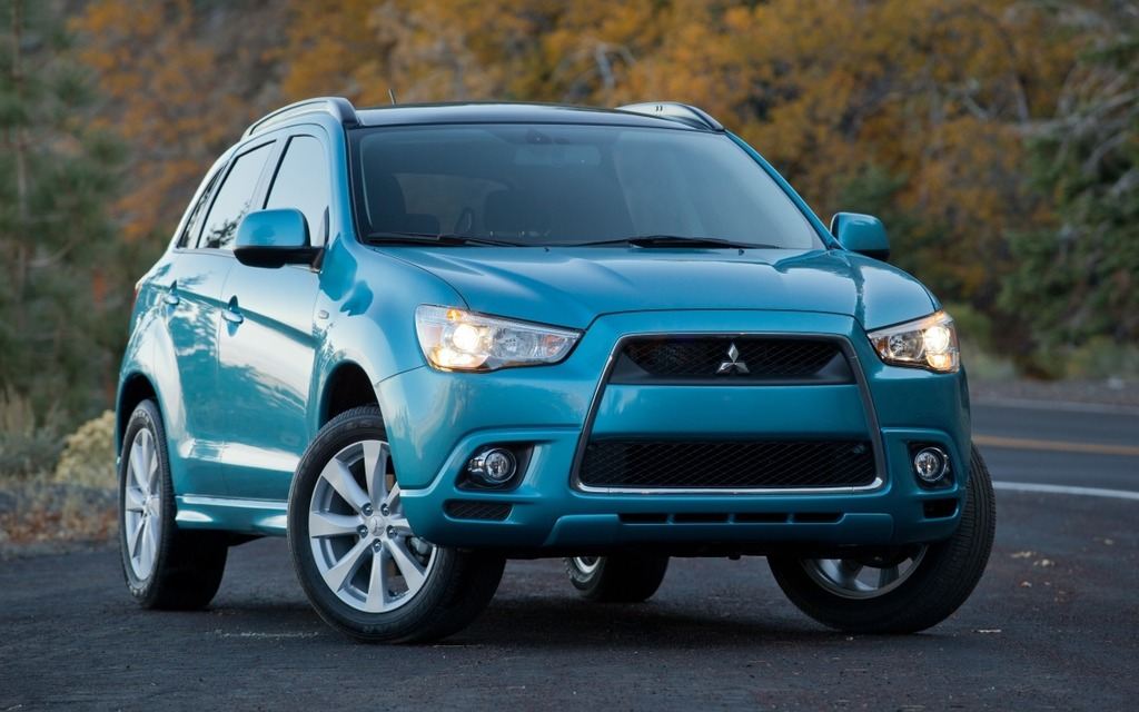 2012 Mitsubishi RVR: Yes for style, no for the rest - The