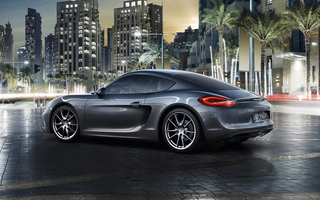 porsche cayman 2013 le coup sport r invent 5 9. Black Bedroom Furniture Sets. Home Design Ideas