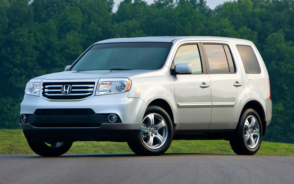 2012 honda pilot photos 2012 Honda Pilot Pictures: Dashboard U.S. News World Report