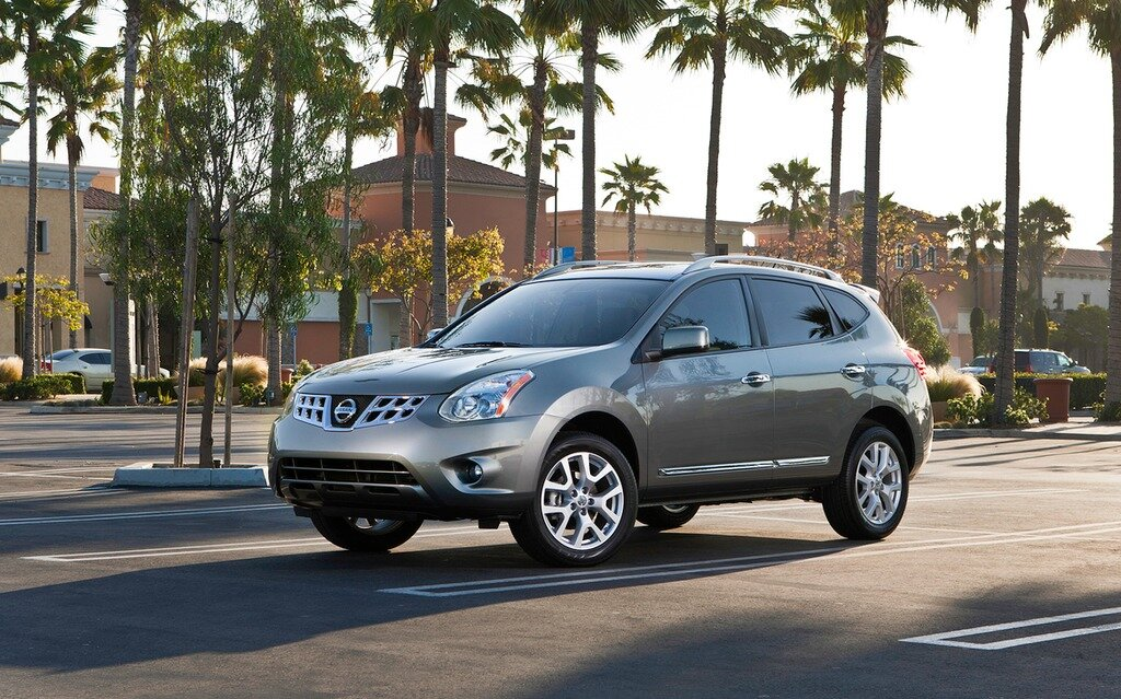 2013 Nissan Rogue S AWD Practical Utility In A Plain